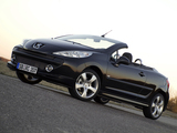 Pictures of Peugeot 207 CC RC Line 2007