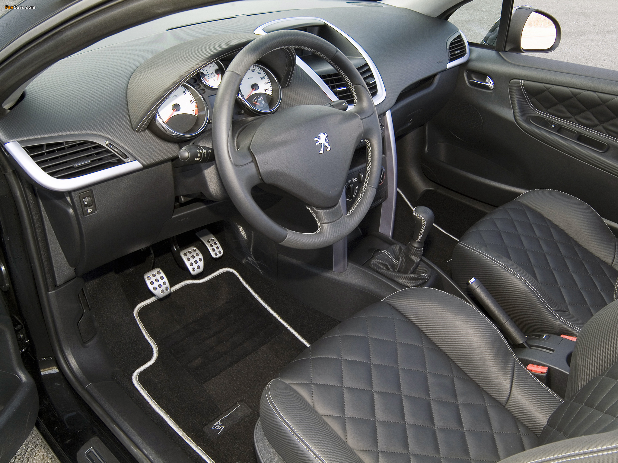 Pictures of Peugeot 207 CC RC Line 2007 (2048 x 1536)