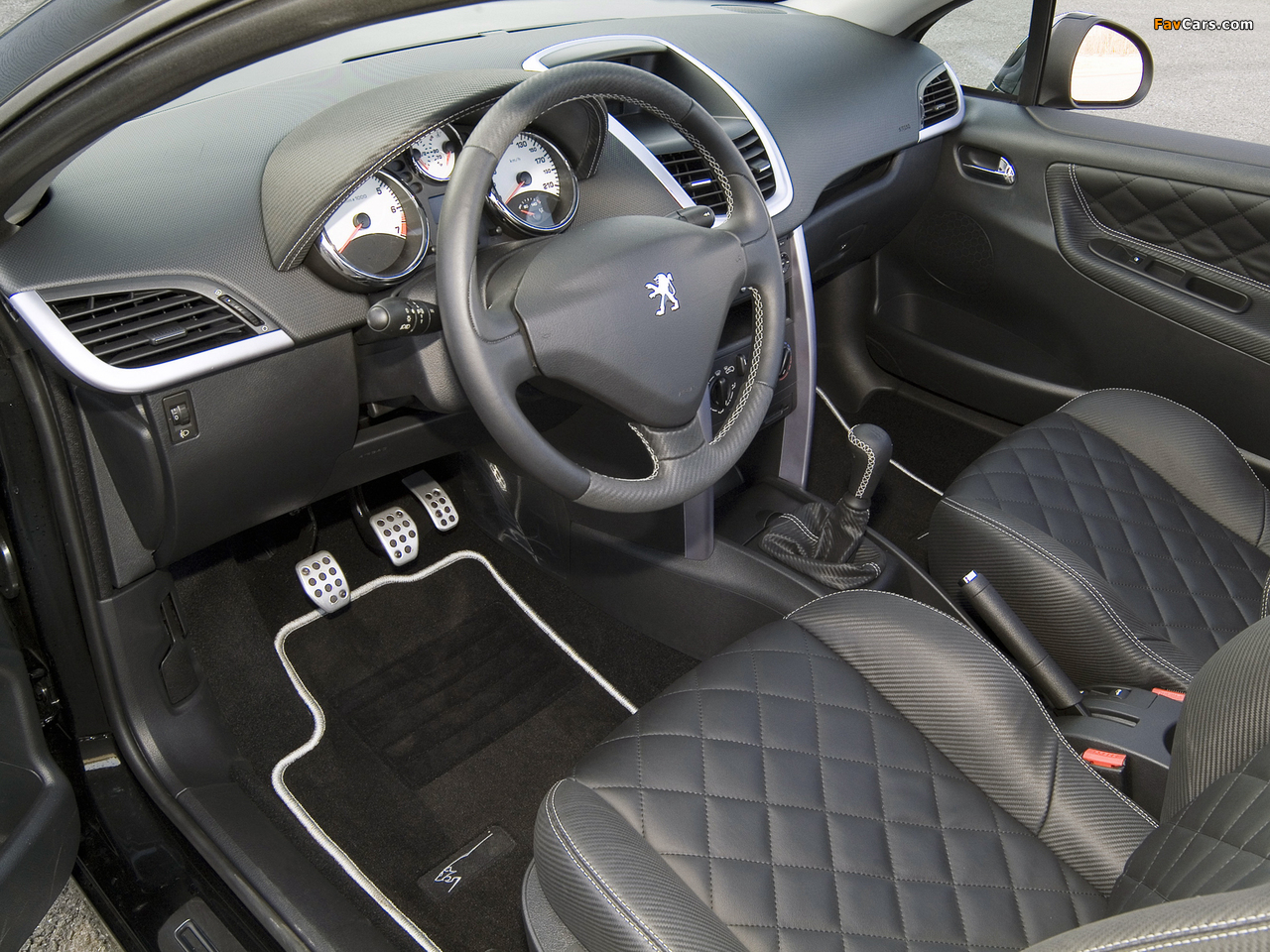Pictures of Peugeot 207 CC RC Line 2007 (1280 x 960)