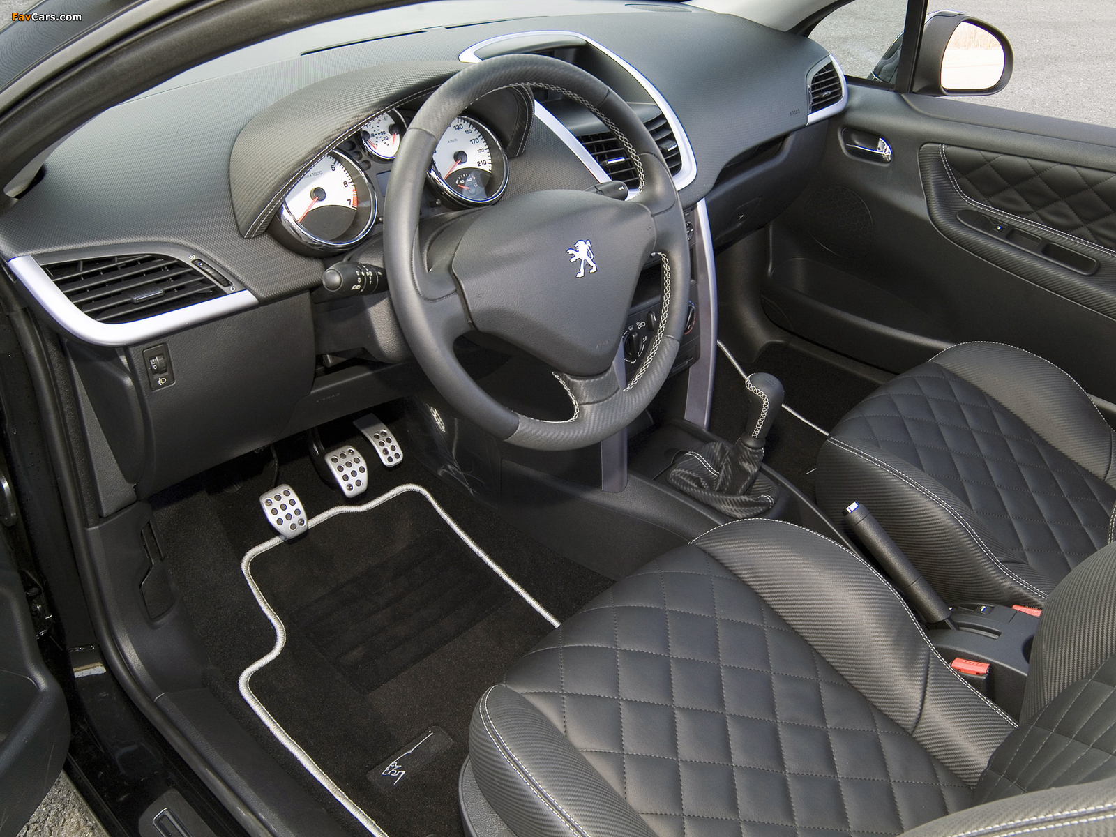 Pictures of Peugeot 207 CC RC Line 2007 (1600 x 1200)