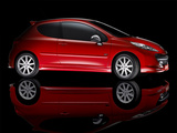 Pictures of Peugeot 207 GTi 2007–09