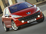 Pictures of Peugeot 207 GTi ZA-spec 2007–10