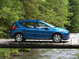 Pictures of Peugeot 207 SW Outdoor 2008