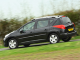 Pictures of Peugeot 207 SW Outdoor UK-spec 2008