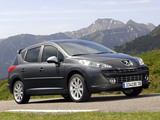 Pictures of Peugeot 207 RC SW 2008–09