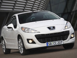 Pictures of Peugeot 207 CC 2009