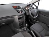 Pictures of Peugeot 207 3-door ZA-spec 2009–10