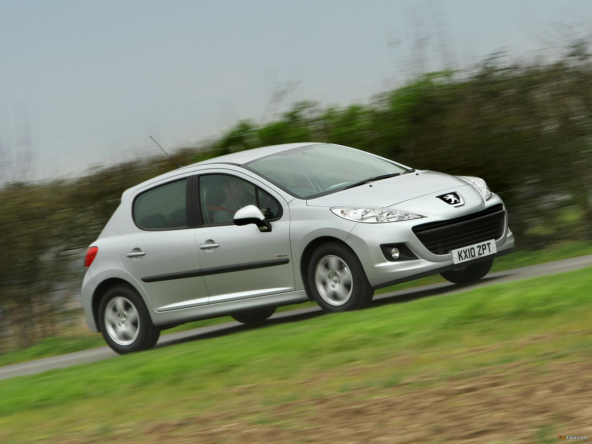 Pictures of Peugeot 207 5-door Verve 2009 (2048 x 1536)