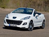 Pictures of Peugeot 207 CC Black & White 2010