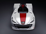 Peugeot 207 Spider Concept 2006 wallpapers