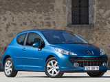 Peugeot 207 3-door 2006–09 wallpapers