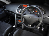 Peugeot 207 GTi ZA-spec 2007–10 wallpapers