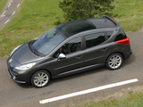 Peugeot 207 RC SW 2008–09 wallpapers