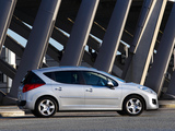 Peugeot 207 SW 2009–12 wallpapers