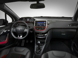 Images of Peugeot 208 GTi 2012