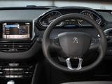 Images of Peugeot 208 3-door AU-spec 2012