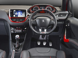 Images of Peugeot 208 GTi ZA-spec 2013