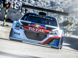 Images of Peugeot 208 T16 Pikes Peak 2013