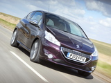 Images of Peugeot 208 XY 3-door UK-spec 2013