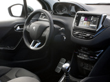 Peugeot 208 3-door 2012 images