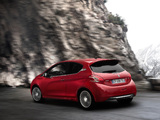 Peugeot 208 GTi 2012 images