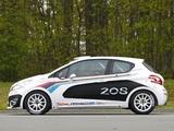 Peugeot 208 R2 2012 photos