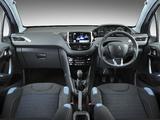 Peugeot 208 5-door ZA-spec 2012 photos