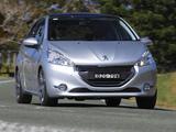 Peugeot 208 3-door AU-spec 2012 photos