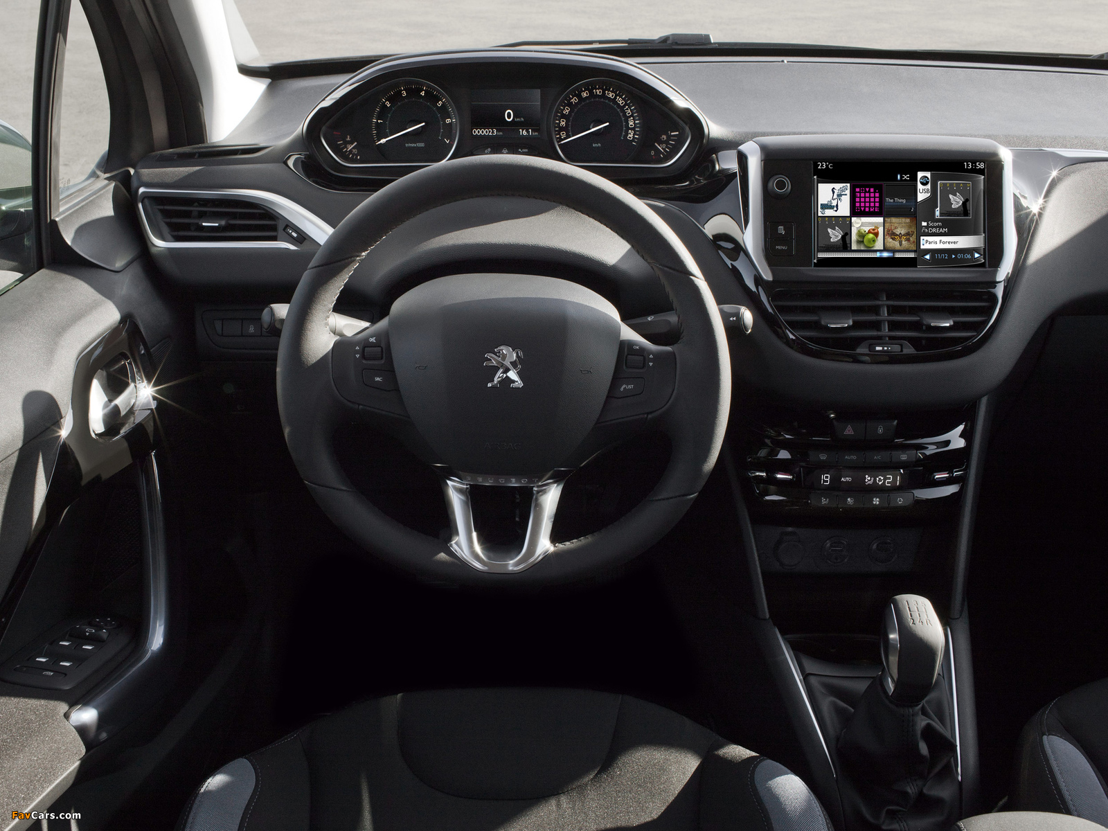 Peugeot 208 3-door 2012 photos (1600 x 1200)