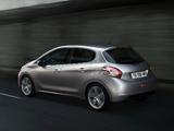 Peugeot 208 5-door 2012 pictures