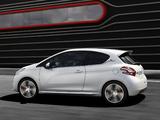 Peugeot 208 GTi 2012 wallpapers