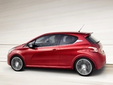 Peugeot 208 GTi Concept 2012 wallpapers
