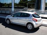 Peugeot 208 BR-spec 2013 images