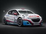 Peugeot 208 GTi Racing Experience 2013 photos