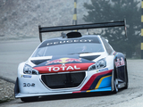 Peugeot 208 T16 Pikes Peak 2013 photos