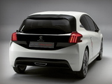 Peugeot 208 HYbrid FE Concept 2013 pictures