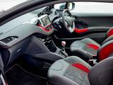 Peugeot 208 GTi UK-spec 2013 pictures