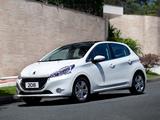 Peugeot 208 BR-spec 2013 pictures