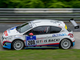 Peugeot 208 GTi Racing Experience 2013 pictures