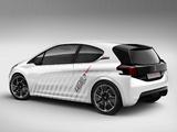 Peugeot 208 HYbrid FE Concept 2013 wallpapers