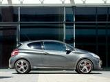 Peugeot 208 GTi UK-spec 2013 wallpapers