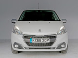 Peugeot 208 5-door UK-spec 2015 wallpapers