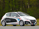 Photos of Peugeot 208 R2 2012