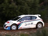 Photos of Peugeot 208 Type R5 2013