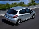 Photos of Peugeot 208 BR-spec 2013