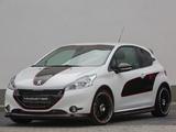 Photos of Musketier Peugeot 208 Engarde 2013