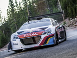 Photos of Peugeot 208 T16 Pikes Peak 2013