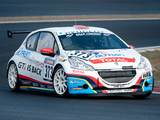 Pictures of Peugeot 208 GTi Racing Experience 2013