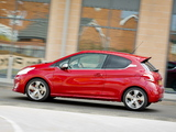 Pictures of Peugeot 208 GTi UK-spec 2013