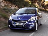 Peugeot 208 3-door 2012 wallpapers